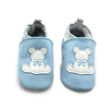 Soft Infant Shoes Baby and Kids Leather Footwear