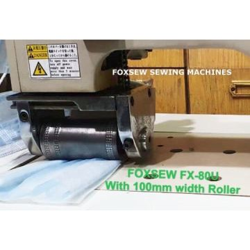 Ultrasonic Sealing Machine with 100mm Width Roller
