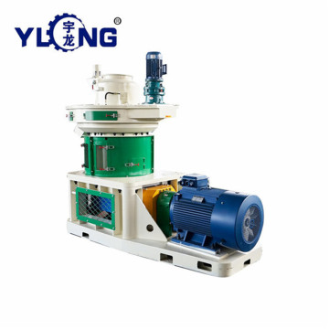 Yulong biomass pellet machine price