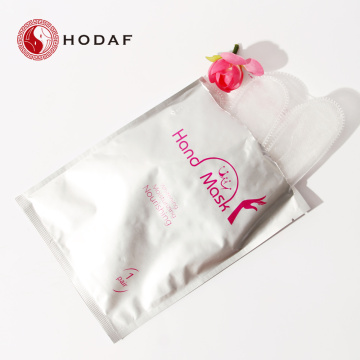 Hand care products moisturizing and white hand mask