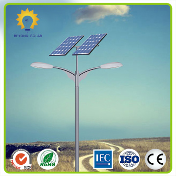 Price list of solar street light information