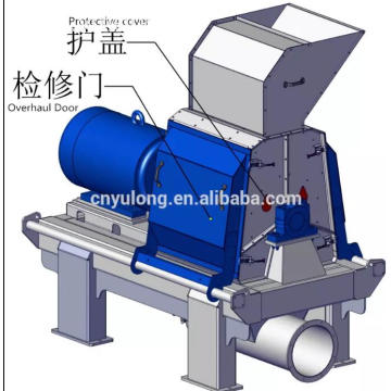 GXP series single shaft machine