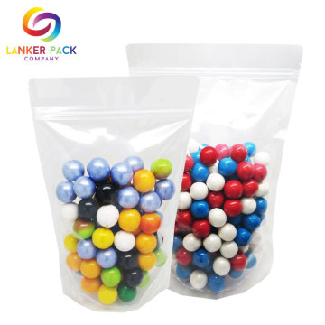 Good Quality Plastic Clear Packaging Bag With Zipper