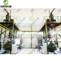 100% Pyrolysis Polystar Plastic Recycling Process Machine Price