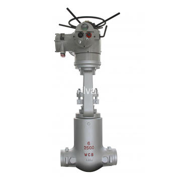 Electric High Pressure Gate Valve