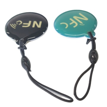 Programmable Waterproof NFC Epoxy Tags
