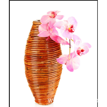 Bamboo vases for living room decoration