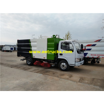 6000l Dongfeng Street Cleaning Vehicles