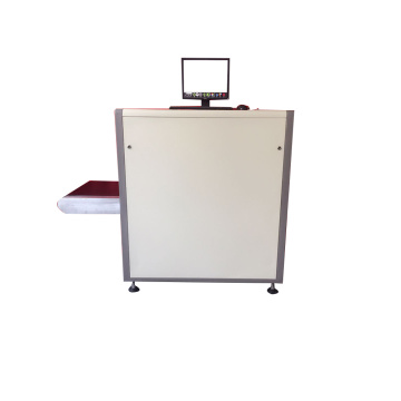 X-ray baggage scanner (tunnel size 65cm * 50cm)