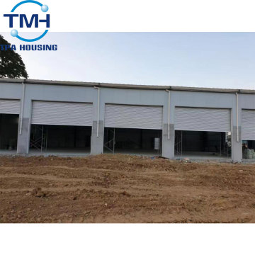 2020 steel structure warehouse /shed/Hangar in Uruguay