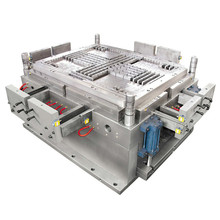 Plastic commodity pallet injection mould