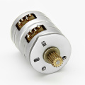 Micro Step Motor, 5V 12V Micro Stepper Motor, 12V DC PM Stepper Motor Customizable