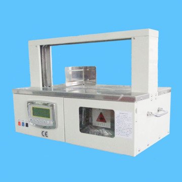 Automatic banding machine for paper