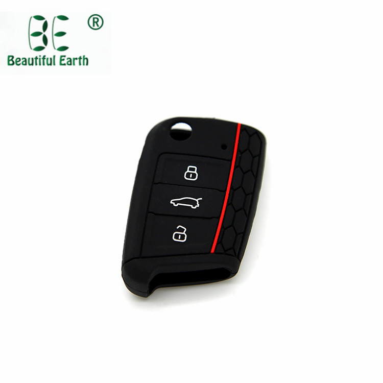 Silicone Vw Parts Germany Key Cover