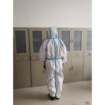 Sterilized Medical Protective Clothing Protection Suit