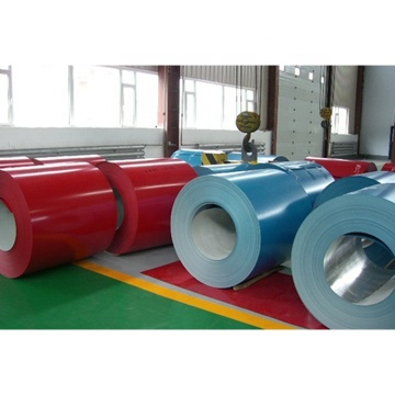 Color Sheet Zinc Coated Steel Coils