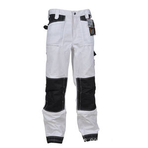 OEM Fire Retardant Men Cotton Pants Cargo Cotton