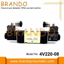Effecyive Section Areas 0.89CV Pneumatic Cylinder Valve