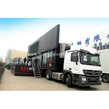 40ft Advertising LED Semi Trailer