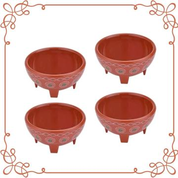 5 Inch Melamine Sauce Bowl set of 4