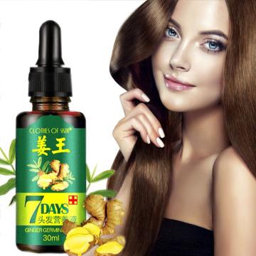 Ginger Hair Growth Serum 7 Days Germinal Hair Growth Essence Oil Hair Loss Treatement Growth Hair for Men Women CLOTHES OF SKIN