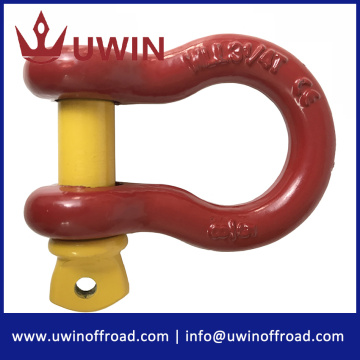 Steel US Lifting Bow Shackle