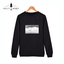 New Fashion Round Neck Men's Printing Leisure Sweatshirt