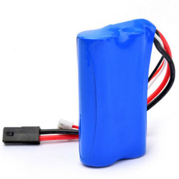 18650 2S1P 7.4V 3200mAh Li Ion Battery Pack