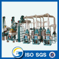 Corn Grits Mill Maize Grits Production Line