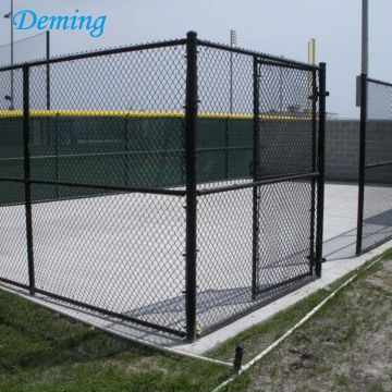 Galvanized Wire Fencing Products Farm Chain Link Fence