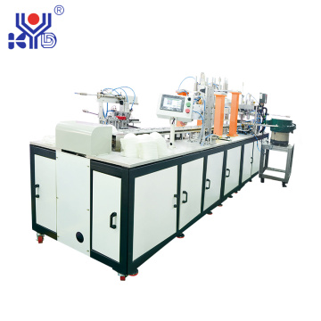 Automatic Cup Mask After Process Making Machine