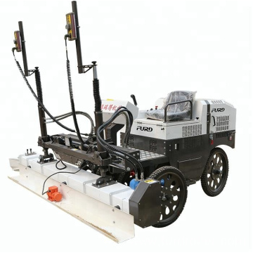 New Laser Ride On Concrete Vibratory Screed For Sale FJZP-200
