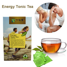 2*20 Pcs Chinese Energy Tonic Tea Relieve Fatigue Spirits Vitality Kidney Supplementary Vital Drink Improve Immunity Tea