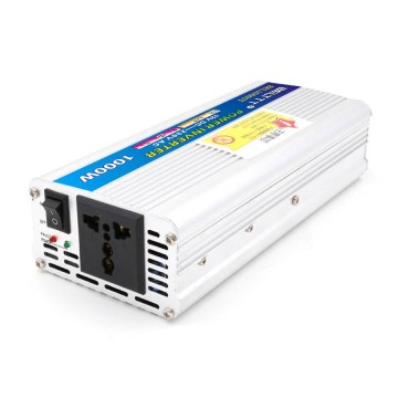 Protable and High Effeciency Car Inverter 1000 Watt