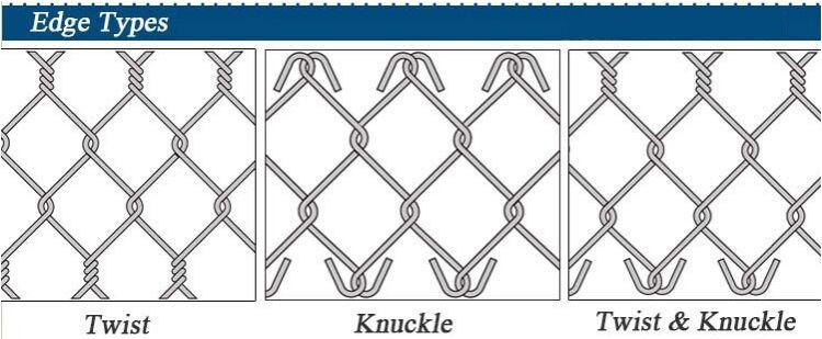 Chain Link Fence Hole