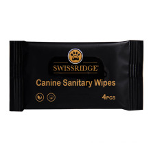 Wholesale 4PCS Individually Wrapped Sanitary Hand Wipes