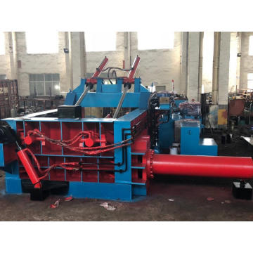 Hydraulic Scrap Iron Baling Machine for Metal Recycling