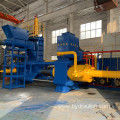 1000ton Horizontal Steel Crumbles Briquetting Press Machine