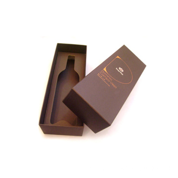 High-end Wine Premium Handmade Rigid Gift Box