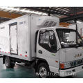 Front mounted standby transport refrigeration