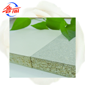 18mm construction plain particle board