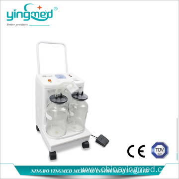 Medical Two bottle Electric Suction machine