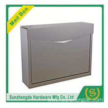 SMB-061SS Brand new decorative free standing metal mailboxes for sale