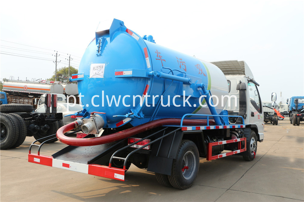 jac sewer cleaning truck 3