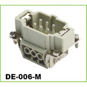 Male Female Ip65 Heavy Duty Industrial Cable Connectors