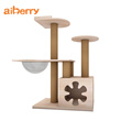 Wholesale Luxury Cat House Tree Climbing Tower