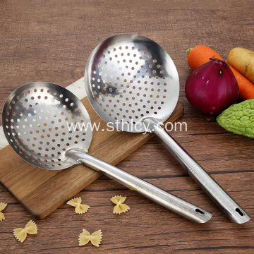 Kitchen Colander Stainless Steel Hollow Lattices