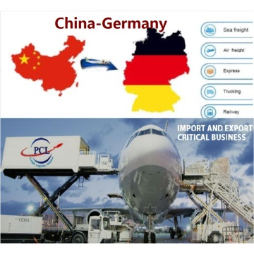 air freight shipping agent rates to Frankfurt from Shenzhen