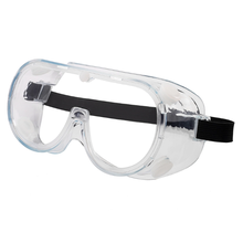 Anti-fog protective safety glasses goggles for hospital