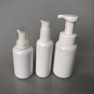 round PET bottle with lotion pump 275ml